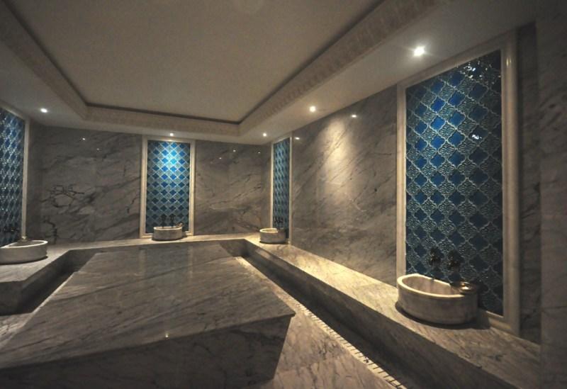 Дизайнерский спа-отель Marti Istanbul
