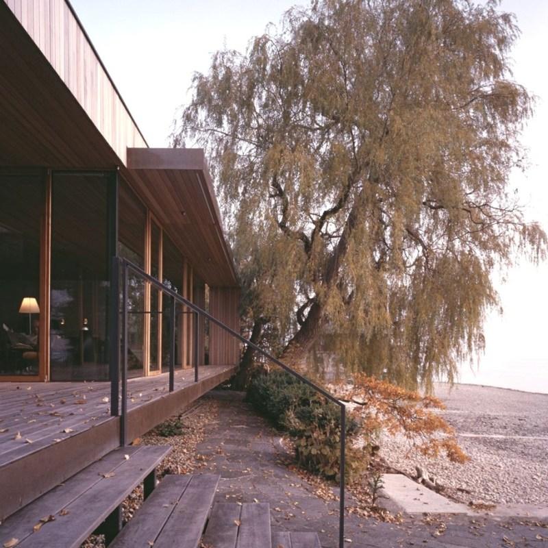 Дом Bregenhaus на берегу Боденского озера в Германии