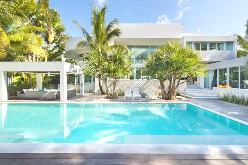 Роскошный отель в Майами