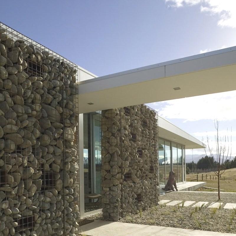 Авторский проект дома Wanaka House в Новой Зеландии