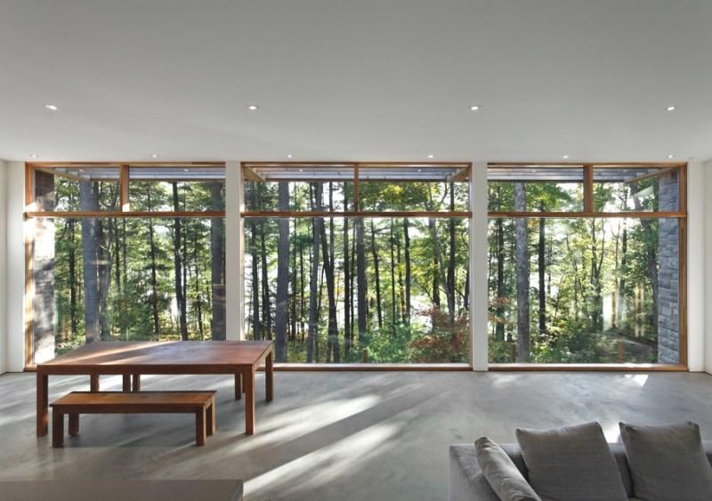 Дом на побережье Carling Residence в Канаде