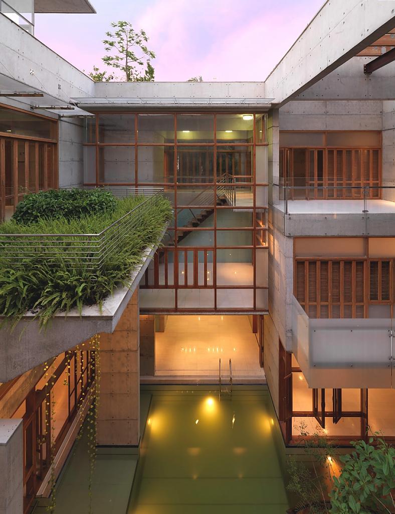 S.A Residence в Бангладеше