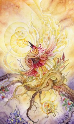 Shadowscapes Tarot - Death