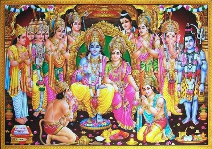 Image result for sita rama kalyanam