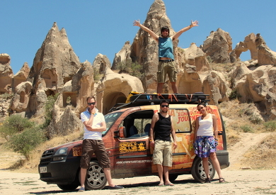 Last Call for The Mongol Rally Southern Route