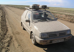 The Mongol Rally is Devolving