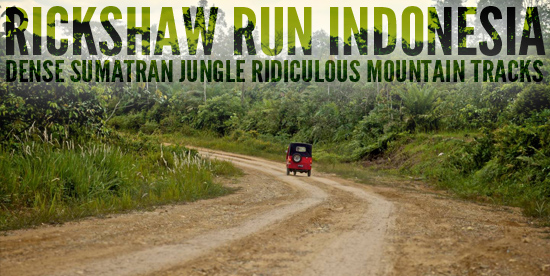 Rickshaw Run Indonesia