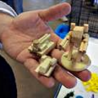 Litko Game Accessories New Releases March 2013 - Tokens for Dust, Firestorm Armada and Wooden Mechs