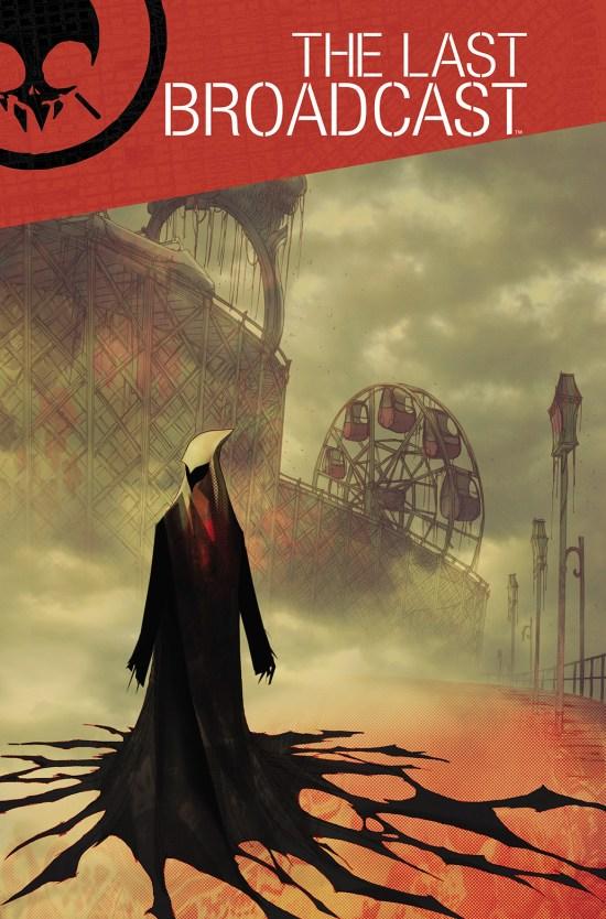 THE LAST BROADCAST #5 Cover by Gabriel Iumazark