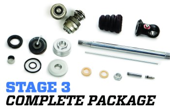 complete kit with text 3 NEW RZR upgrade kits from FOX Racing Shox
