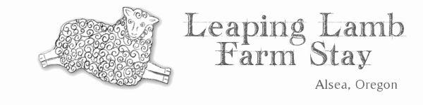 Leaping Lamb Farm Stay