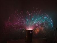 Fibre optic lamp: NEN Gallery