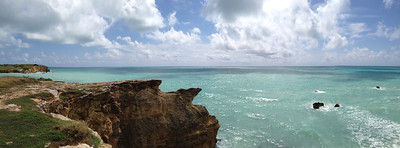 Cliffs of Cabo Rojo