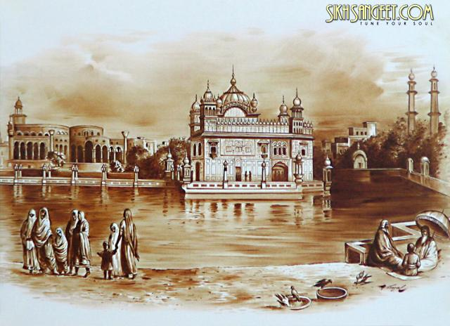Shri Ram Ji Hd Wallpaper Sikh Sangeet Old Golden Temple
