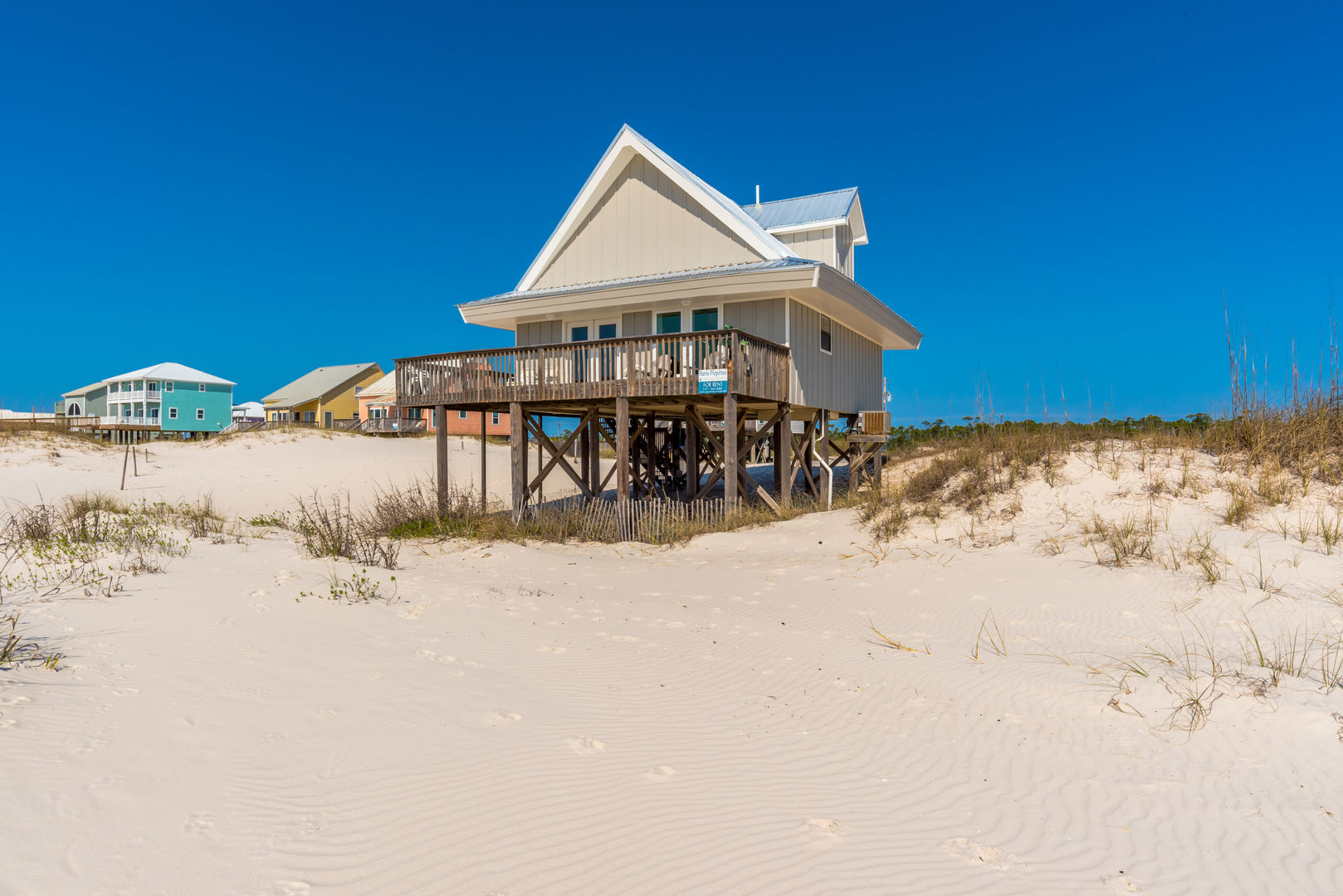 Wall Street Beach House Rental In Gulf Shores From Harris Properties