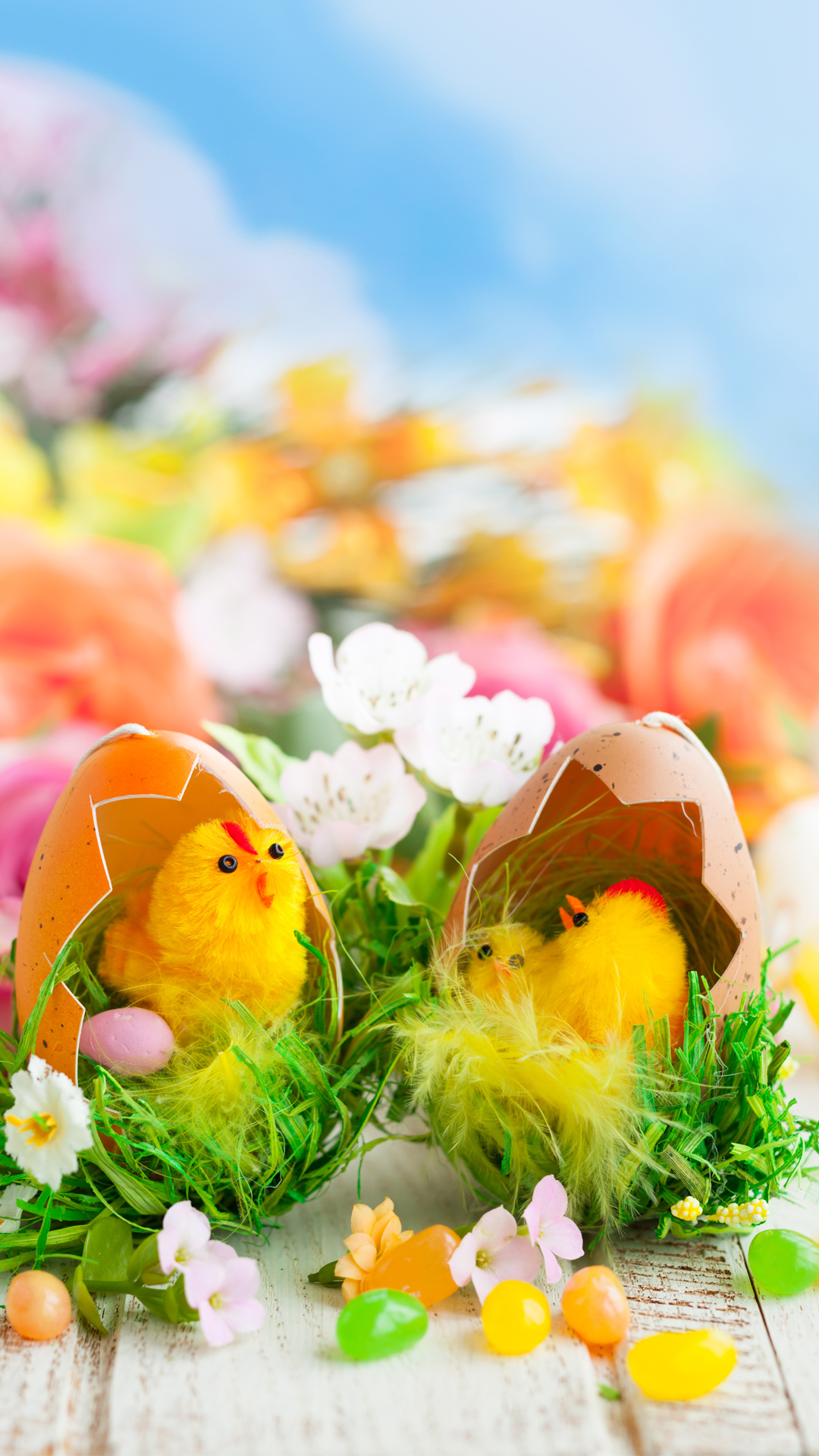 iPhone 6S Plus Easter Wallpaper | Gallery Yopriceville - High-Quality Images and Transparent PNG ...