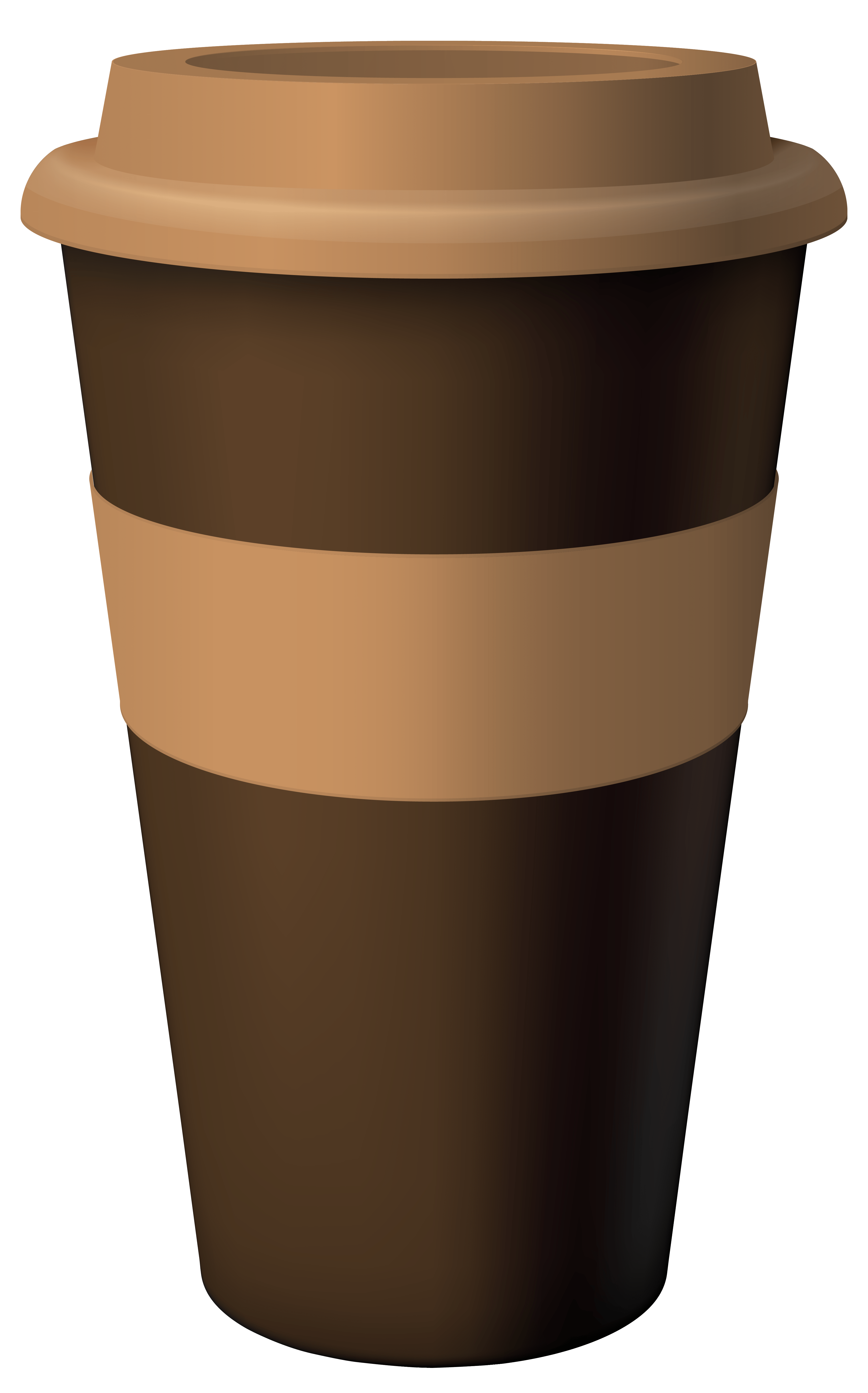 Cute Coffee Mug Wallpaper Brown Hot Coffee Cup Png Clipart Image Gallery
