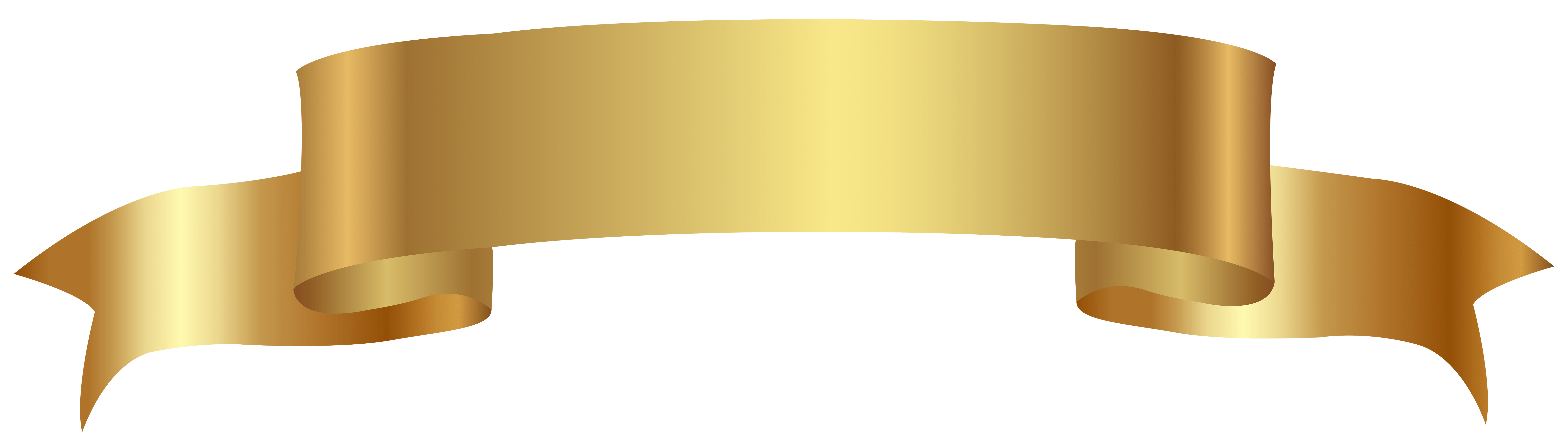 Gold banner transparent png image gallery yopriceville