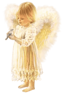 New Cute Baby Girl Wallpapers Cute Angel Girl With Bird Png Picture Gallery