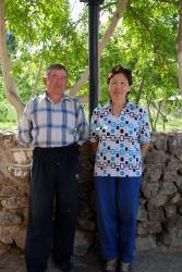 Askar and Tamara