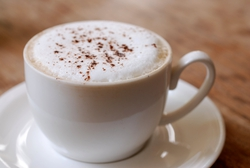 Gotta love that coffee