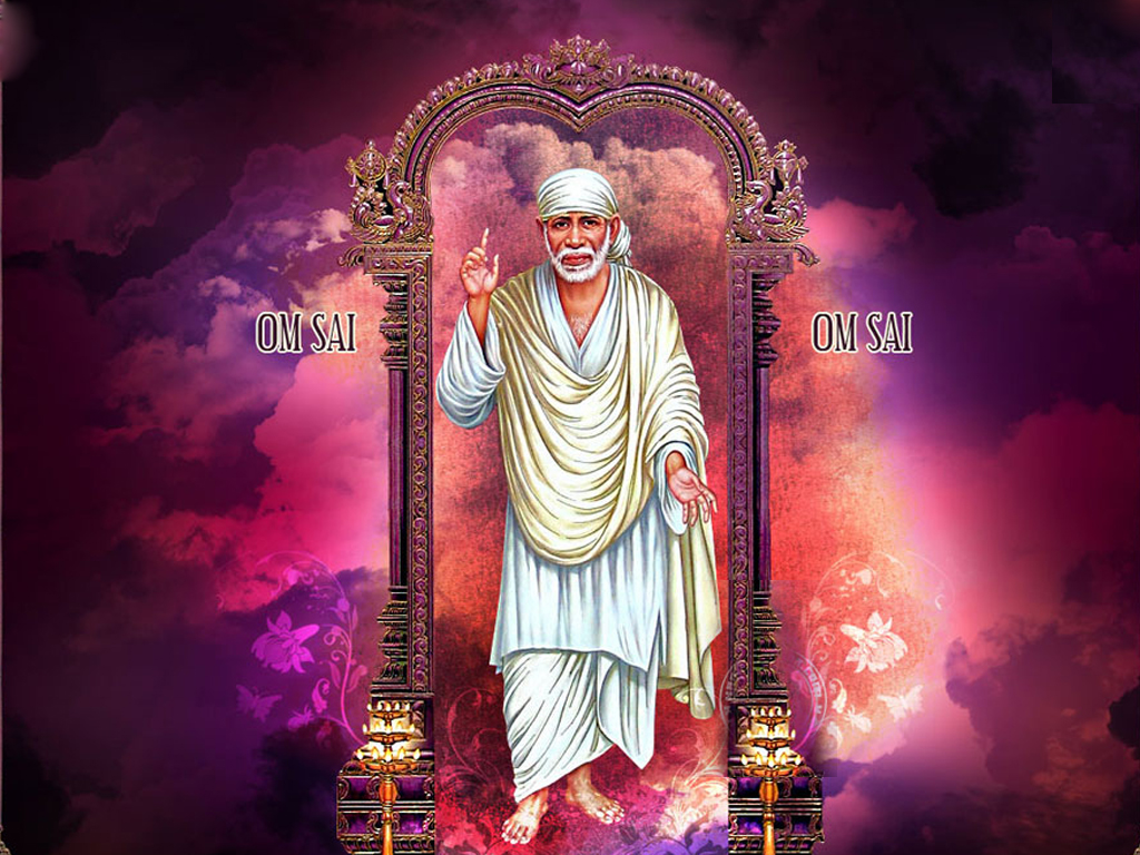 wallpapers shirdi original sai baba26 sai baba hd desktop wallpaper sai baba 13 6 advertisements