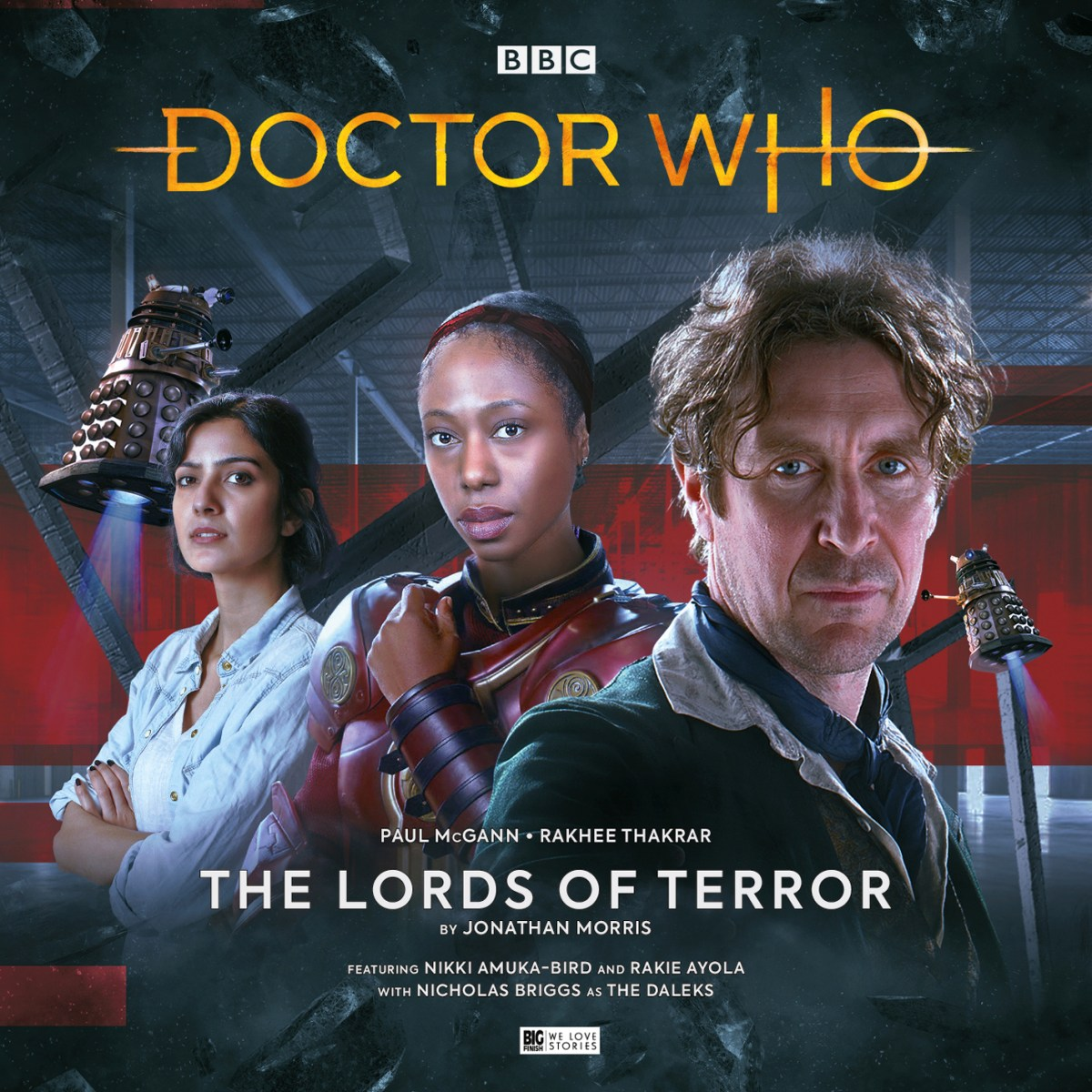 The Lords of Terror Review | GallifreyArchive