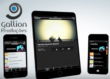 portfolio - App - igrejas