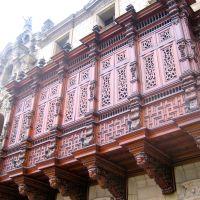 Lima's Luscious Balconies: A Tale of Jealousy