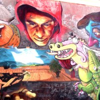 Wild and World-Class: Plovdiv's Street Art