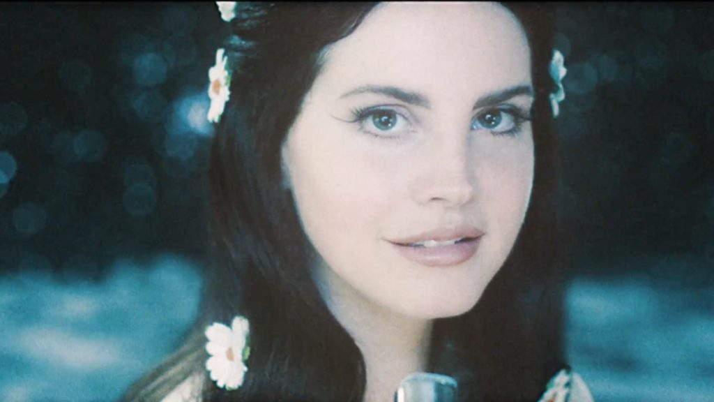 Occult Wallpapers Hd It Looks Like Lana Del Rey Has Her Own Snapchat Filter