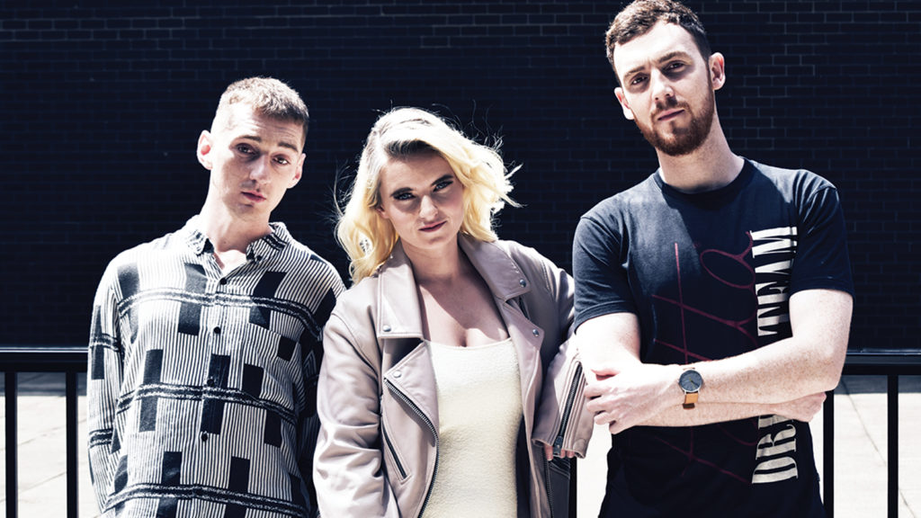 Single Girl Hd Wallpaper Clean Bandit Tackles Real World Sh T In Their Quot Symphony