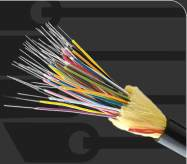 gambar kabel jaringan komputer fiber optic