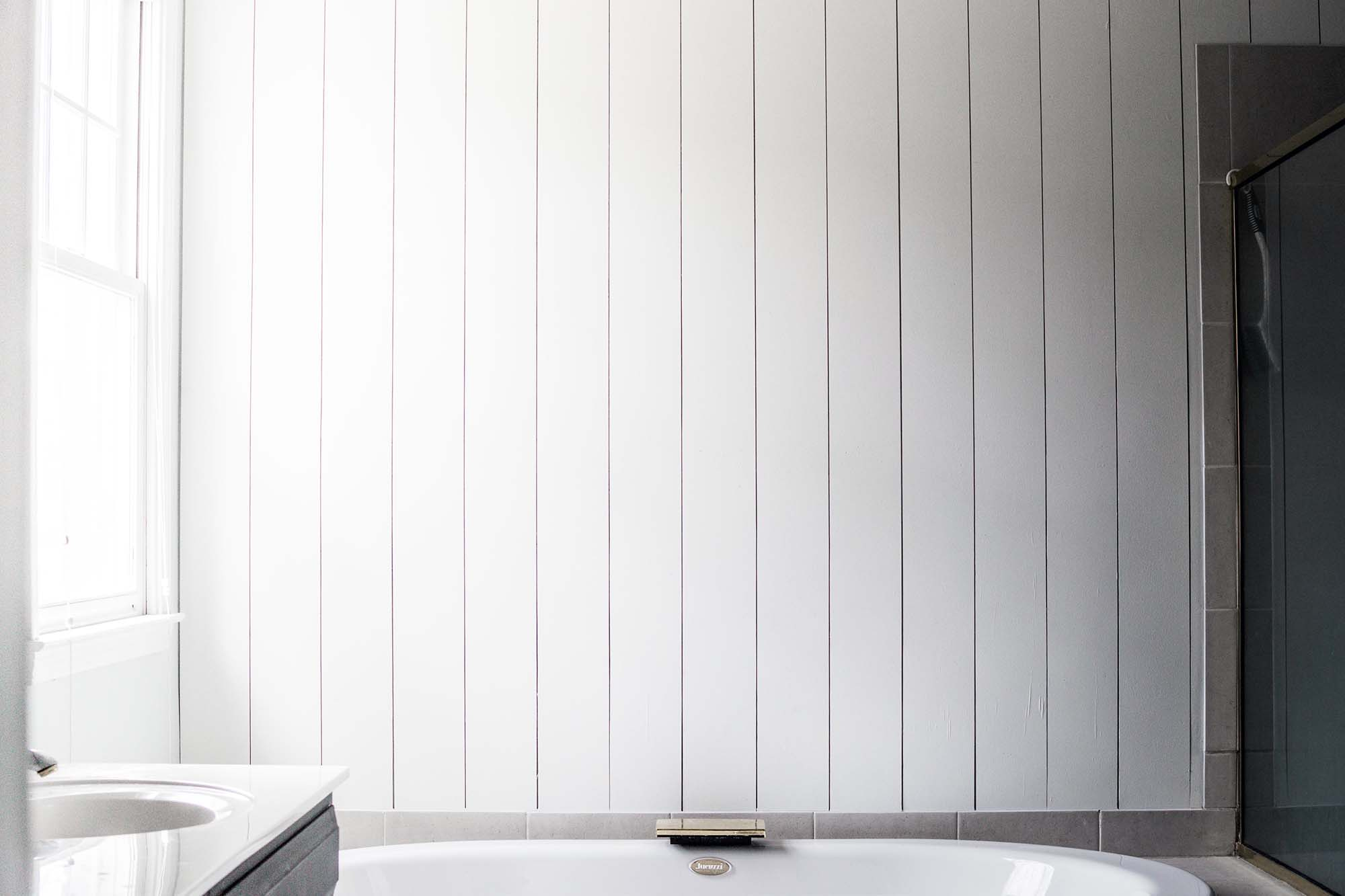 Bathroom Wall Paneling Ideas Beautiful Bathroom Walls Gambrick