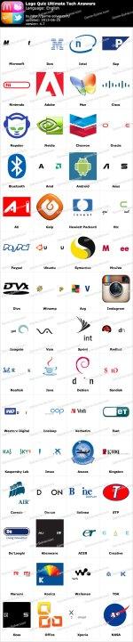 Logo Quiz Answers Technology