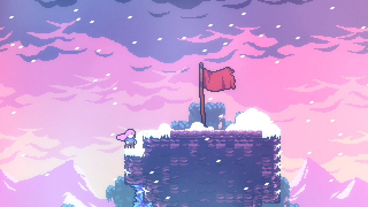 Indie Wallpaper Hd Celeste Is A Game Of Many Ups And Some Downs Game Wisdom