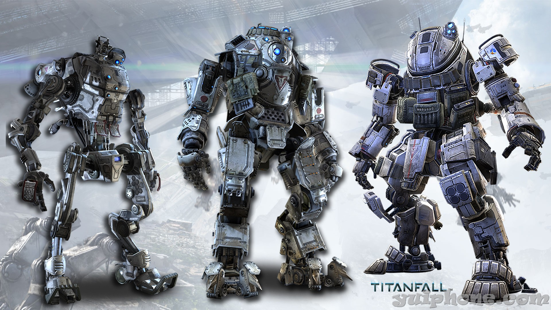 Fall Colors Wallpaper 1920x1080 Titanfall On The Rock Game