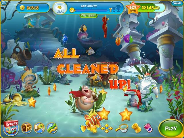 Interactive 3d Aquarium Live Wallpaper Game Giveaway Of The Day Fishdom 3