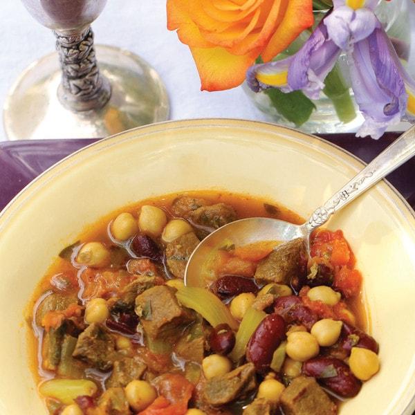 Moroccan Venison Stew