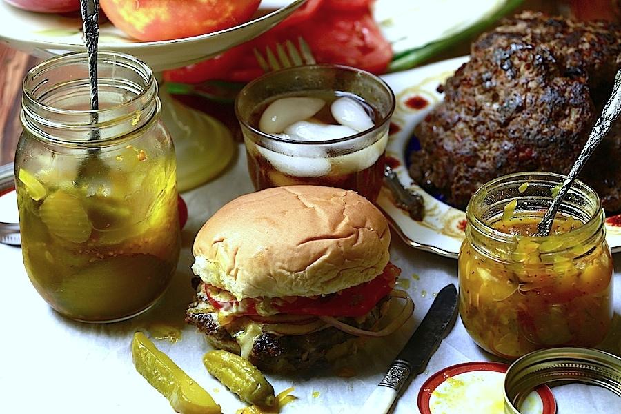 Venison Burger: A Foodie Fantasy