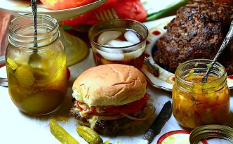 Venison or Lamb Hamburgers are a Foodie's fantasy!
