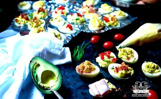 Deviled Eggs are perfect for any occasion whether an important holiday such as Easter or for a casual picnic.