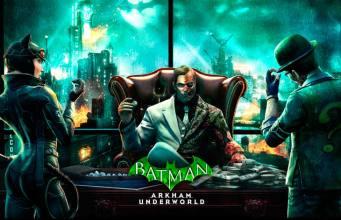 Batman: Arkham Underworld софт-запуск