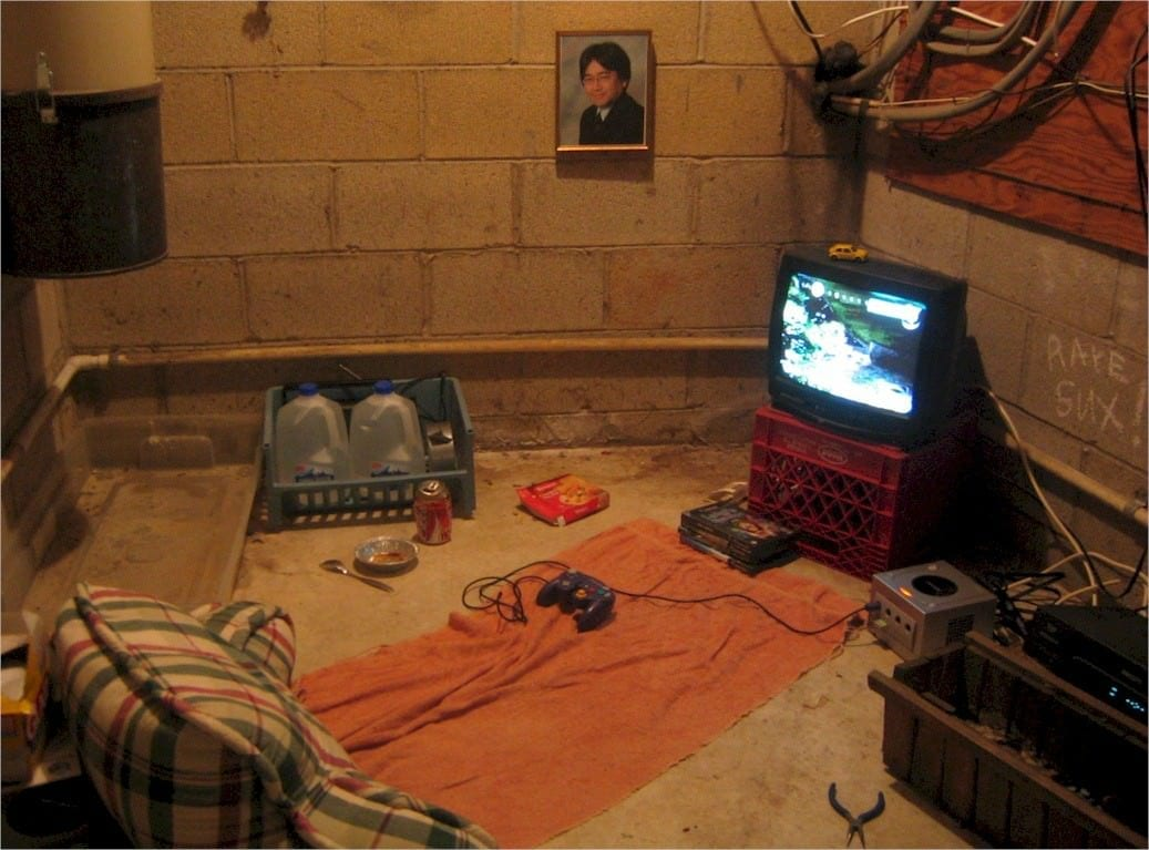 Bad Gaming Setup We Might Have Found The Worst Gaming Set Ups Of All Time