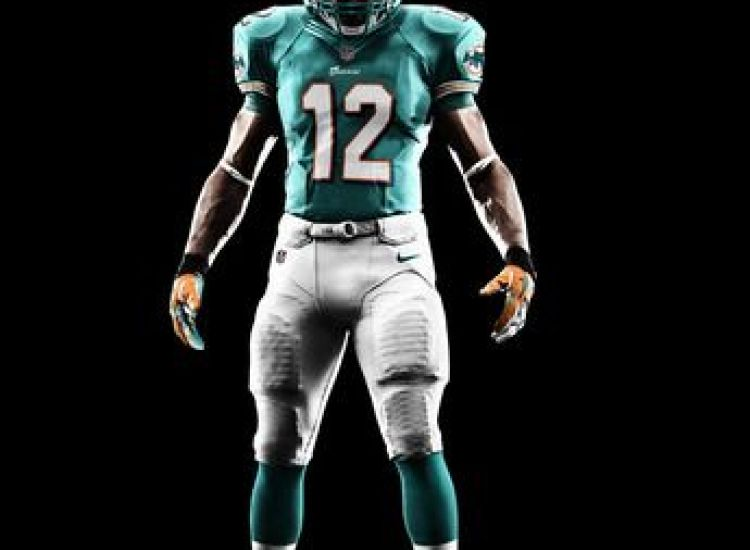 new miami dolphins nike uniforms