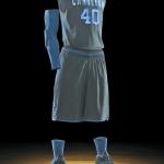 2013 north carolina nike hyper elite uniforms