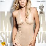 maria sharapova esquire 7