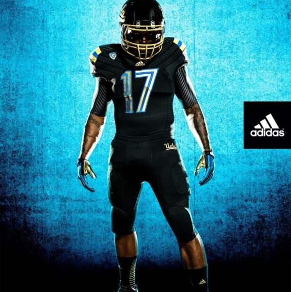 ucla bruins new football uniforms jerseys 2013