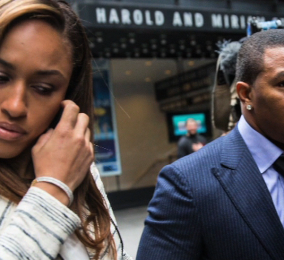 ray rice police report arrest hit girlfriend