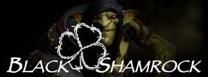 Black Shamrock 950 x 350